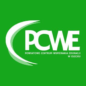 Logo powiatowego centrum wspierania edukacji w Olecku