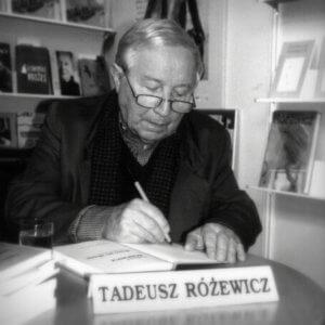 T.Różewicz