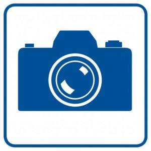 znak- Tu wolno fotografować